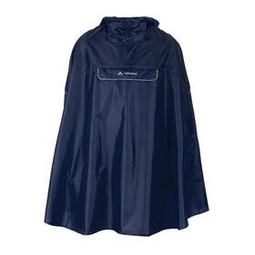 Poncho impermeable Vaude Valdipino azul